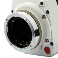 EOS Lens Mount for VEO and Miro M/R/LC/Lab Series Cameras