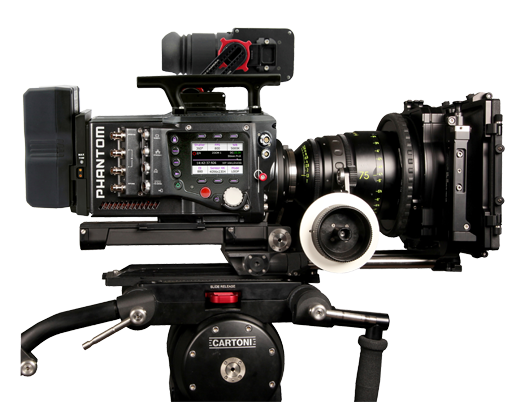 Flex4K With Accessories
